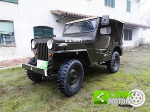 Picture of 1967 Jeep Willys Kaiser CJ3B *ASI - OTTIME CONDIZIONI* For Sale