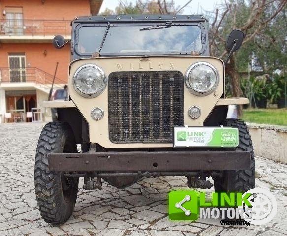 1984 Jeep CJ 3 B For Sale (picture 2 of 6)