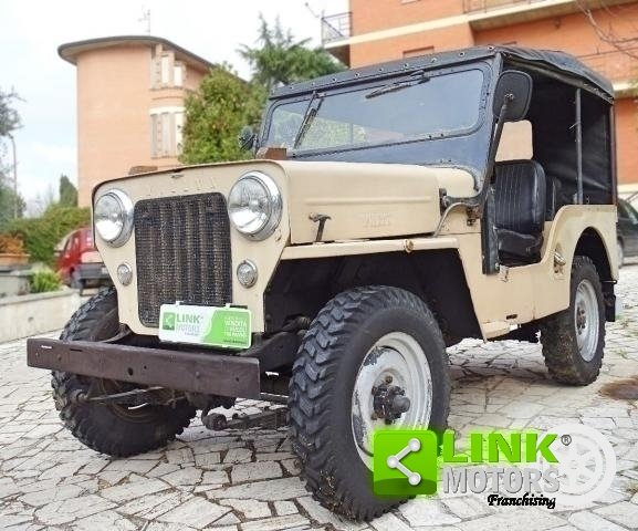 1984 Jeep CJ 3 B For Sale (picture 3 of 6)