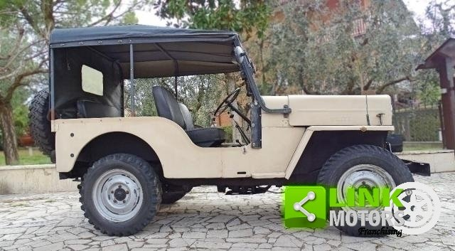 1984 Jeep CJ 3 B For Sale (picture 4 of 6)