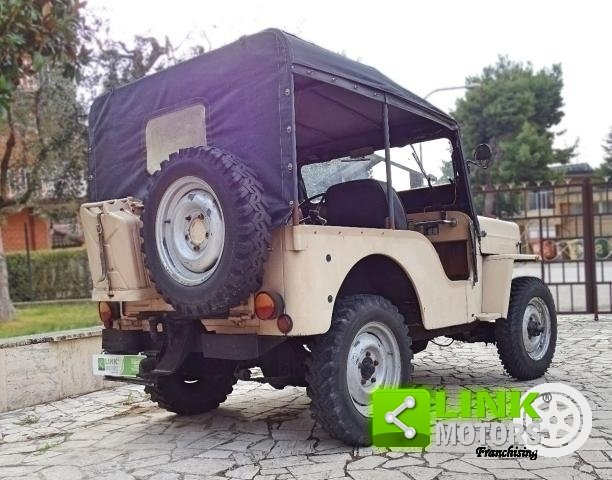 1984 Jeep CJ 3 B For Sale (picture 5 of 6)