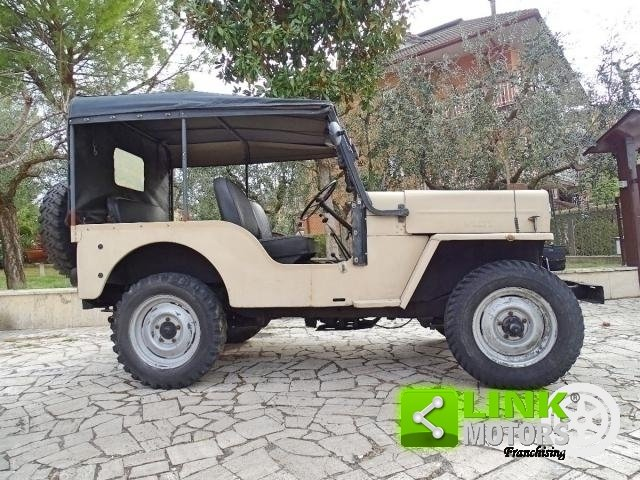 1984 Jeep CJ 3 B For Sale (picture 6 of 6)