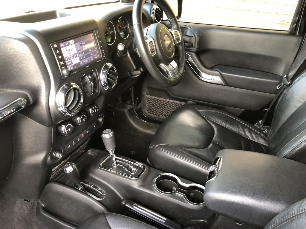 2014 JEEP WRANGLER CUSTOM OVERLAND UNLIMITED // 2.8 CRD SOLD (picture 11 of 20)
