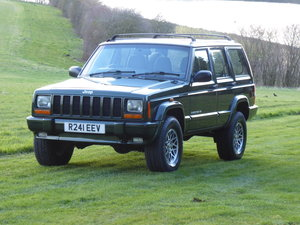 Picture of 1997 Jeep Cherokee XJ 4.0 Limited Auto Full History For Sale