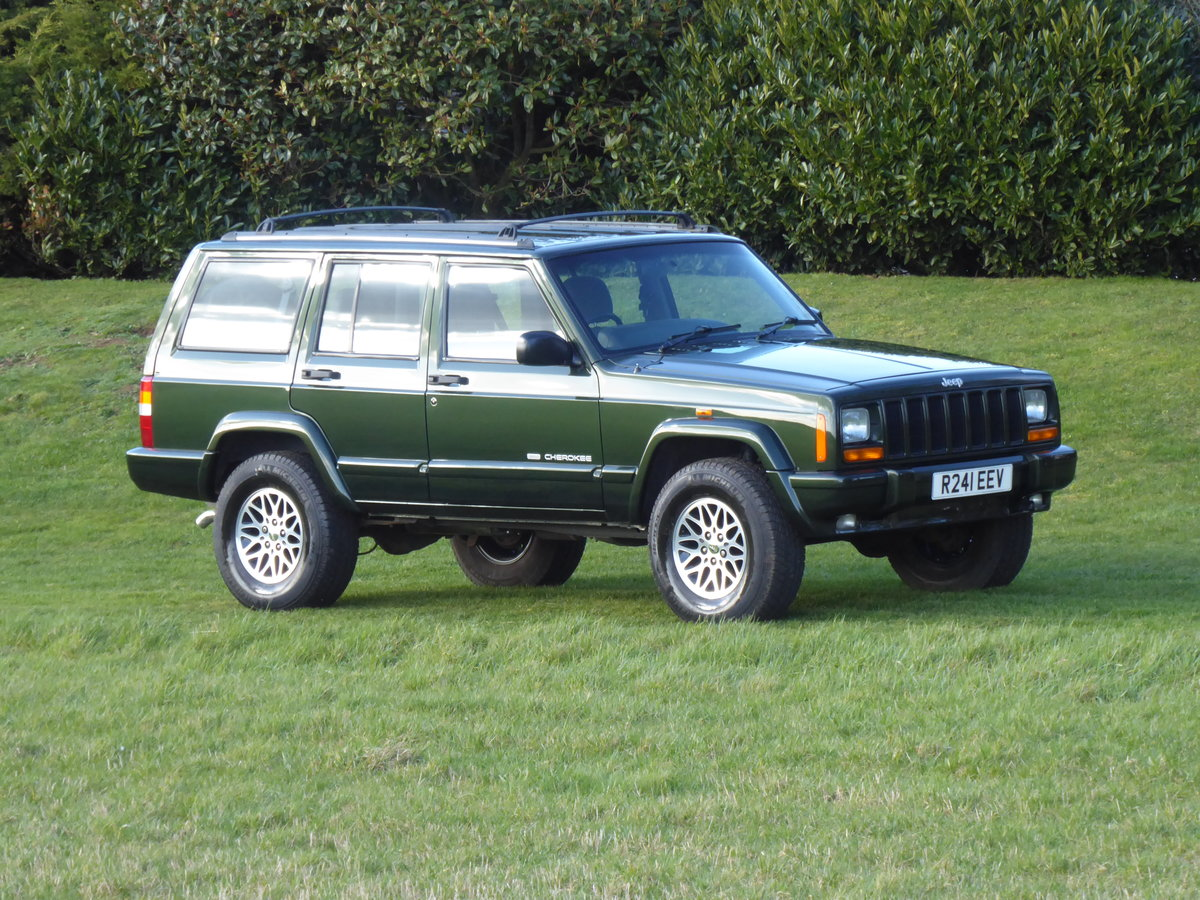1997 Jeep Cherokee XJ 4.0 Limited  NOW SOLD SIMILAR REQUIRED For Sale (picture 1 of 12)