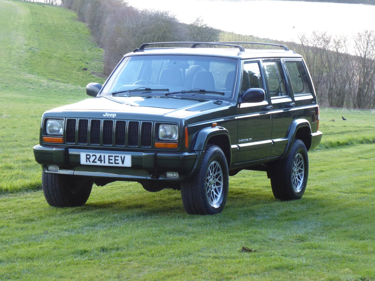 1997 Jeep Cherokee XJ 4.0 Limited  NOW SOLD SIMILAR REQUIRED For Sale (picture 2 of 12)