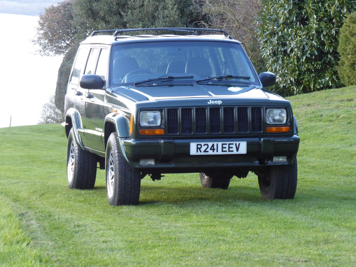 1997 Jeep Cherokee XJ 4.0 Limited  NOW SOLD SIMILAR REQUIRED For Sale (picture 3 of 12)