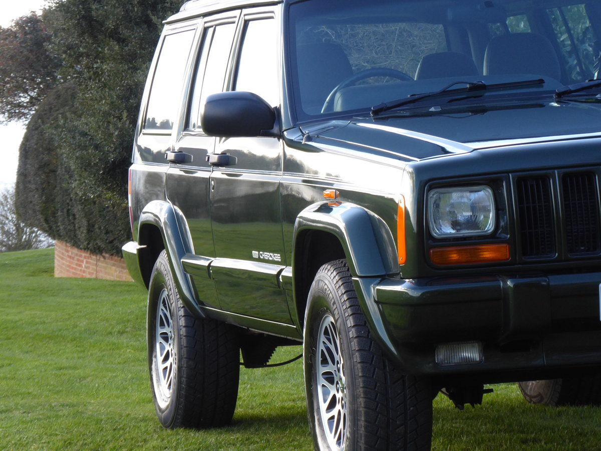 1997 Jeep Cherokee XJ 4.0 Limited  NOW SOLD SIMILAR REQUIRED For Sale (picture 5 of 12)