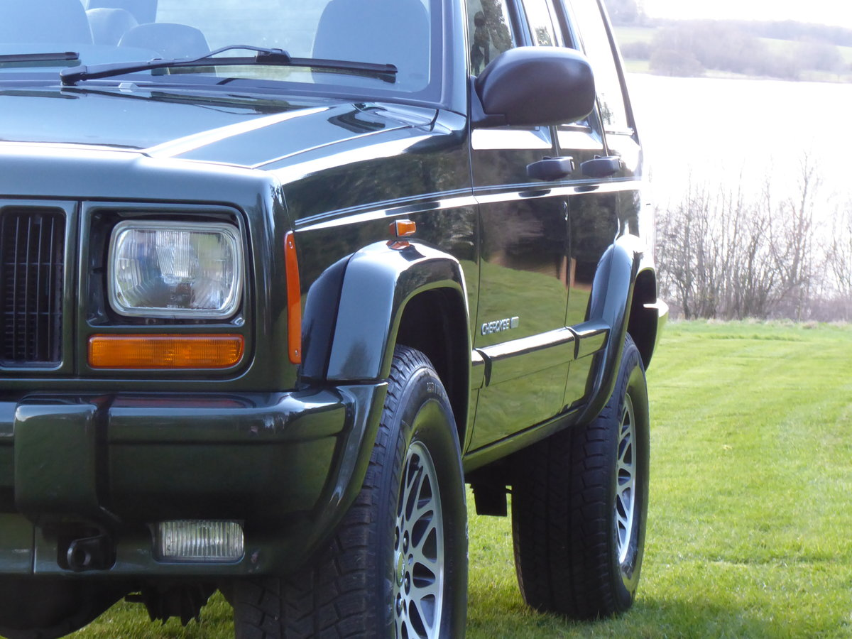 1997 Jeep Cherokee XJ 4.0 Limited  NOW SOLD SIMILAR REQUIRED For Sale (picture 6 of 12)