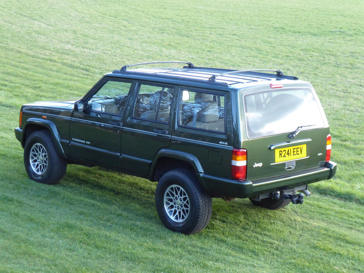1997 Jeep Cherokee XJ 4.0 Limited  NOW SOLD SIMILAR REQUIRED For Sale (picture 7 of 12)