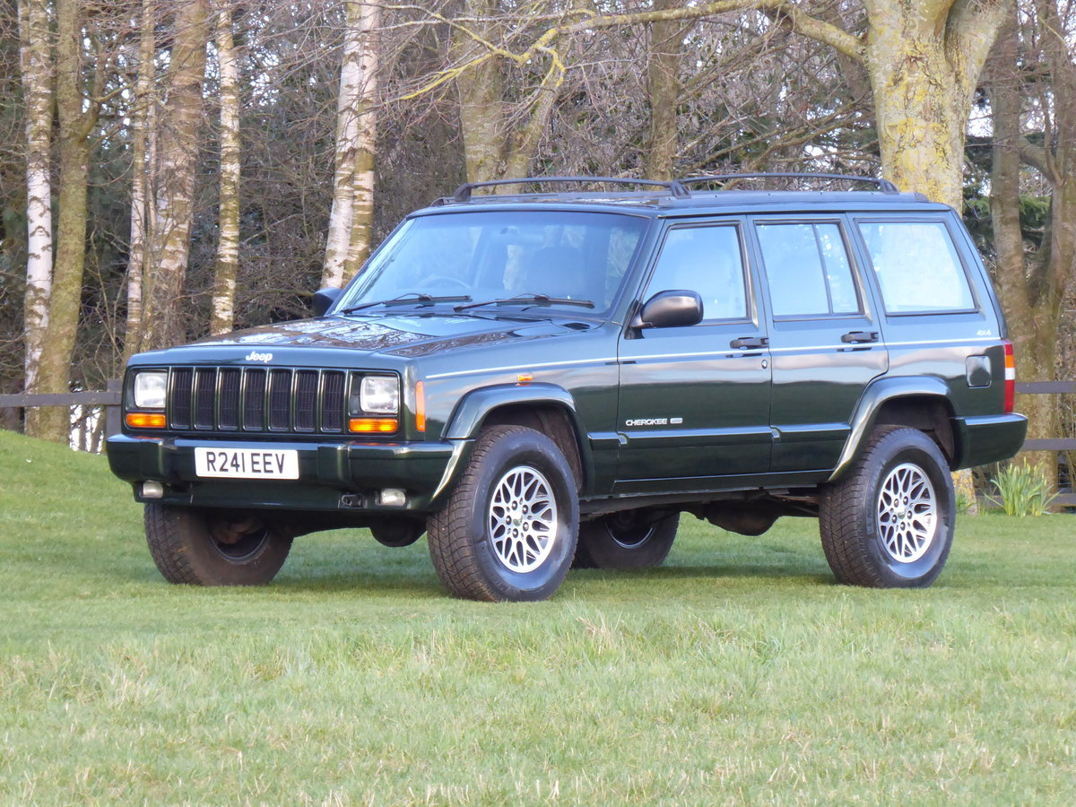 1997 Jeep Cherokee XJ 4.0 Limited  NOW SOLD SIMILAR REQUIRED For Sale (picture 11 of 12)