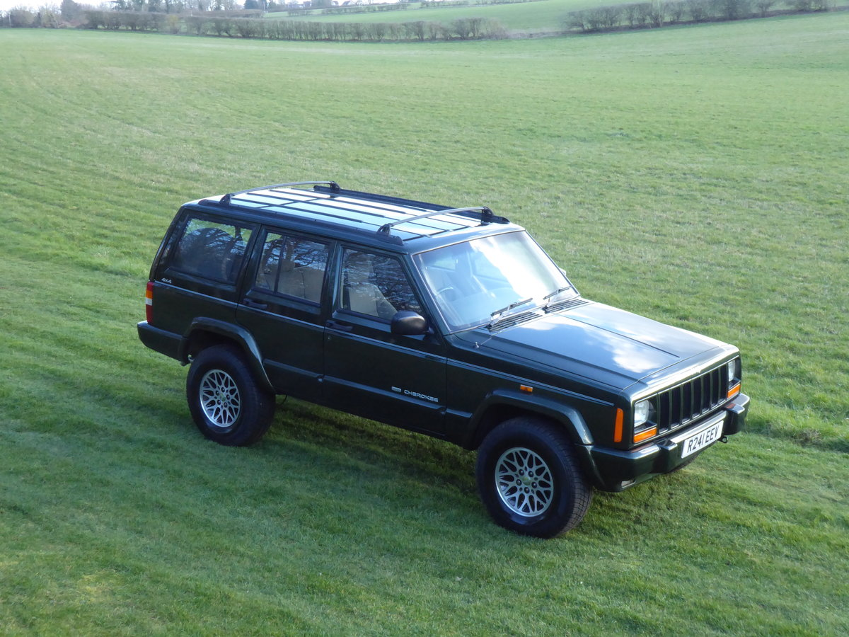 1997 Jeep Cherokee XJ 4.0 Limited  NOW SOLD SIMILAR REQUIRED For Sale (picture 12 of 12)