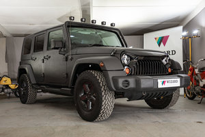 Picture of 2009 Jeep Wrangler Sport Unlimited For Sale