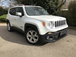 Picture of 2015 Jeep Renegade 1.6 MultiJetII Limited (s/s) 5dr (EU5) For Sale