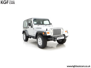 Picture of 2007 Possibly the Best Jeep Wrangler TJ Jamboree with 2,647 Miles SOLD