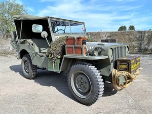 Picture of 1966 a superbly executed WW2 Jeep replica For Sale