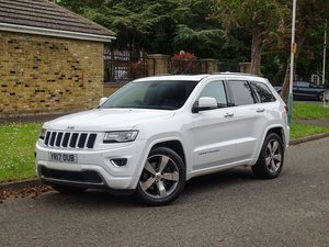 Picture of 2017 Jeep GRAND CHEROKEE For Sale