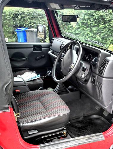 Brilliant Jeep Wrangler 2001 Soft Top Sport Tj 2 5L Sold Car And Machost Co Dining Chair Design Ideas Machostcouk