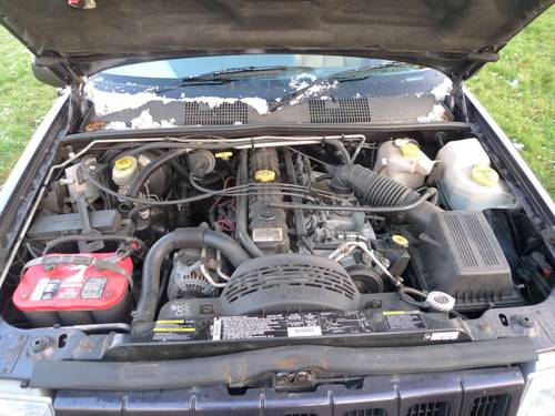 1996 Jeep Grand Cherokee 4.0i Auto Limited RHD orig. 112140 mls For Sale (picture 4 of 6)