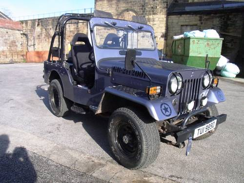 1989 Jeep J59 4x4 by Mitsubishi For Sale (picture 1 of 6)