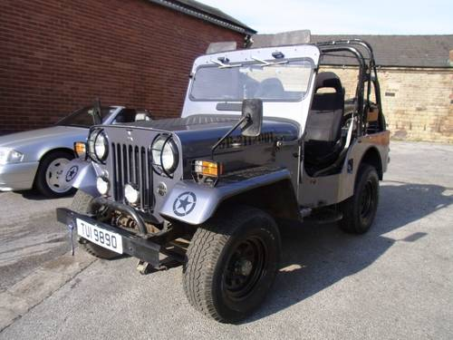 1989 Jeep J59 4x4 by Mitsubishi For Sale (picture 2 of 6)