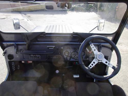 1989 Jeep J59 4x4 by Mitsubishi For Sale (picture 6 of 6)
