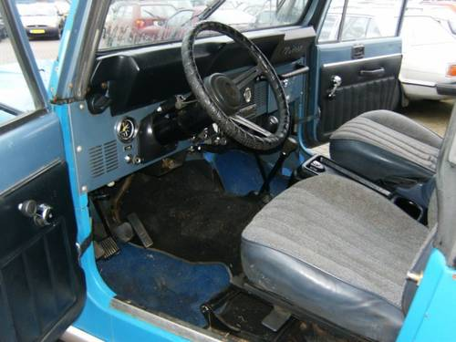 1982 Jeep CJ-7 4X4 LPG For Sale (picture 4 of 4)
