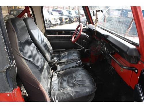 1985 Jeep CJ-7 4x4 Hardtop For Sale (picture 3 of 6)
