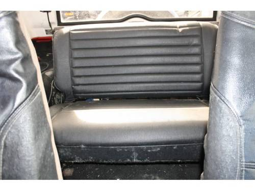 1985 Jeep CJ-7 4x4 Hardtop For Sale (picture 4 of 6)