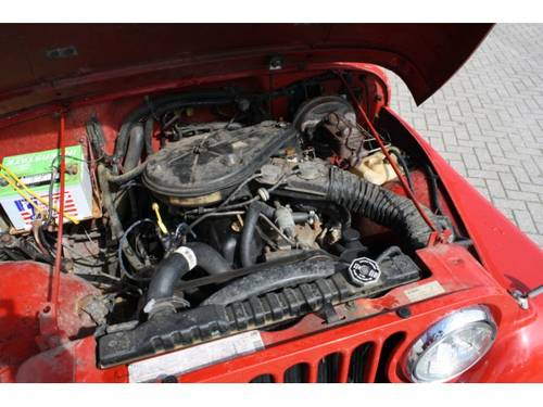 1985 Jeep CJ-7 4x4 Hardtop For Sale (picture 6 of 6)