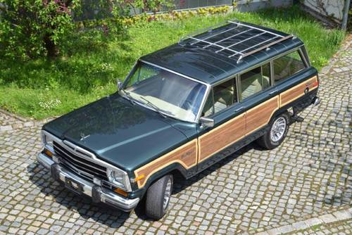 1979 Jeep Grand Wagoneer SOLD (picture 1 of 6)