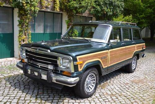 1979 Jeep Grand Wagoneer SOLD (picture 2 of 6)