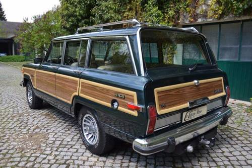 1979 Jeep Grand Wagoneer SOLD (picture 3 of 6)