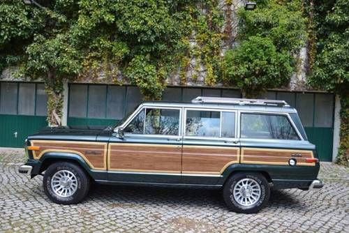 1979 Jeep Grand Wagoneer SOLD (picture 4 of 6)