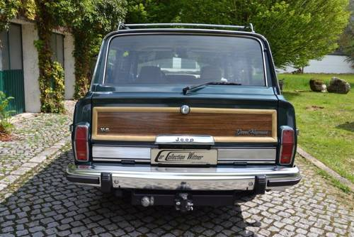 1979 Jeep Grand Wagoneer SOLD (picture 6 of 6)