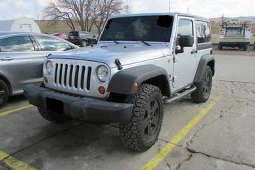 2008 Jeep Wrangler X Sport For Sale (picture 1 of 4)