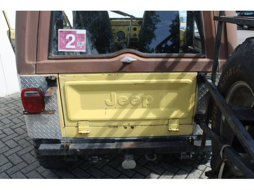 1977 Jeep CJ-7 4X4 For Sale (picture 4 of 6)