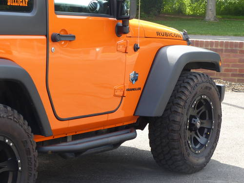 JEEP WRANGLER RUBICON 3.6 V6 SWB - LHD + 2012 SOLD (picture 5 of 6)