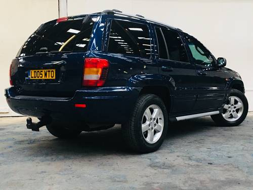 2005 jeep grand cherokee 4.7 v8 limited - export car? africa SOLD (picture 2 of 6)