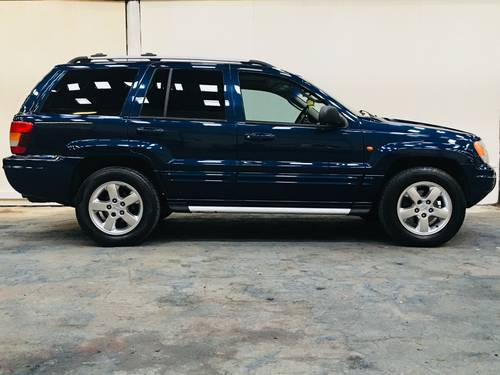 2005 jeep grand cherokee 4.7 v8 limited - export car? africa SOLD (picture 3 of 6)