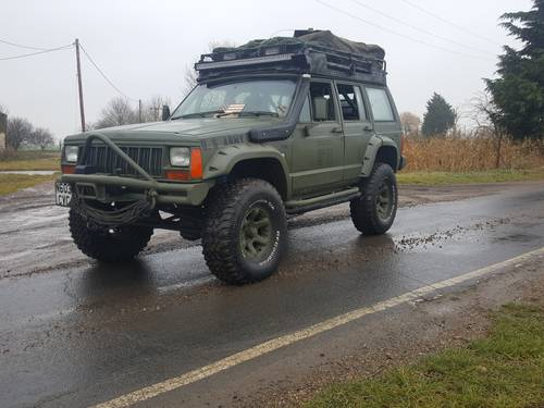 JEEP CHEROKEE LTD 4.0l 1995 For Sale (picture 1 of 6)