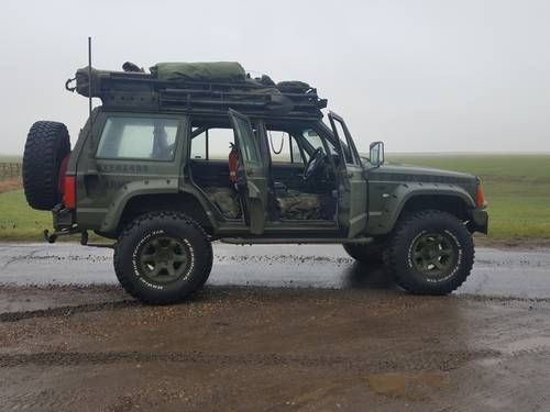 JEEP CHEROKEE LTD 4.0l 1995 For Sale (picture 6 of 6)