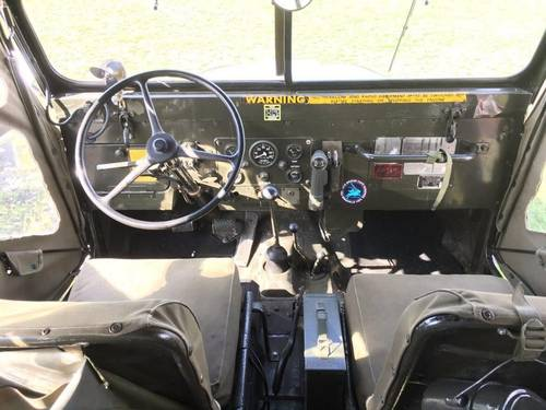 Jeep Willis 6/1971, M38A1-CDN3 For Sale (picture 3 of 6)
