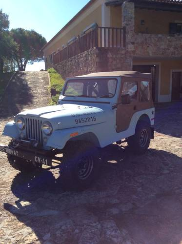 1978 Jeep CJ5 4.2 liter For Sale (picture 1 of 6)