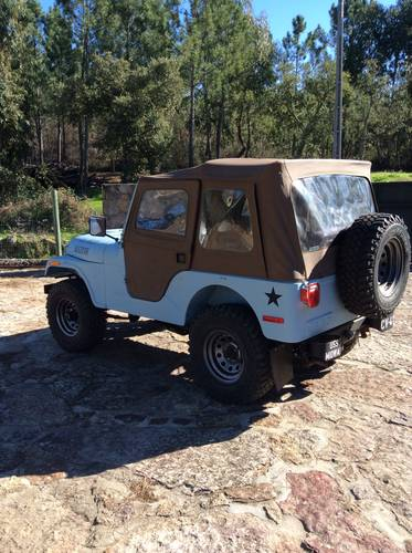 1978 Jeep CJ5 4.2 liter For Sale (picture 2 of 6)
