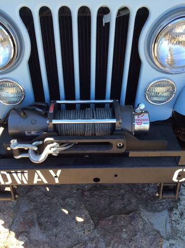 1978 Jeep CJ5 4.2 liter For Sale (picture 3 of 6)