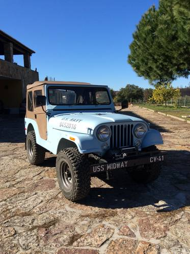 1978 Jeep CJ5 4.2 liter For Sale (picture 4 of 6)