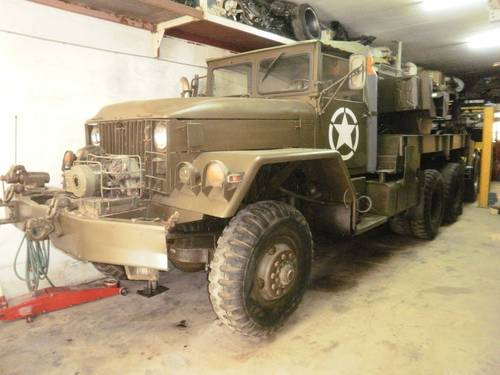 1963 1960's Diamond-T JEEP M354 6x6 5-Ton Military For Sale
