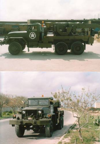 1963 1960's Diamond-T JEEP M354 6x6 5-Ton Military For Sale (picture 2 of 6)