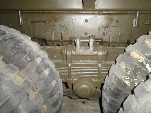 1963 1960's Diamond-T JEEP M354 6x6 5-Ton Military For Sale (picture 6 of 6)